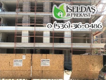 Ankara Çankaya Erim İnşaat Mühendislik Prekast İmalat ve Montaj