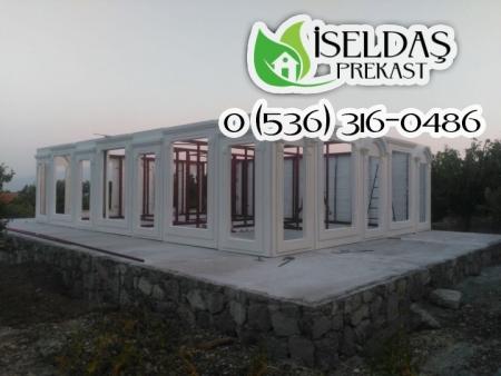 Bornova İzmir Prekast Villa Uygulaması